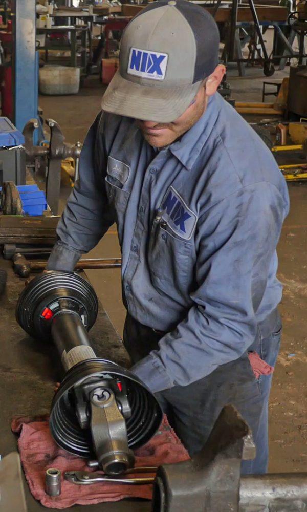 repairs - maintenance - nix - pto